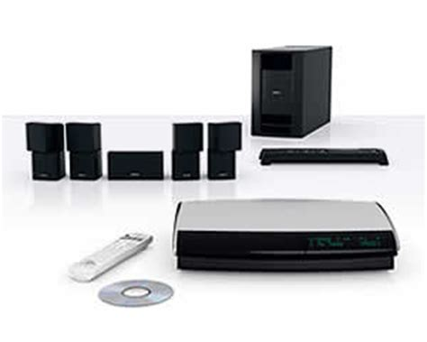 bose lifestyle 38 dvd home theater system user manual