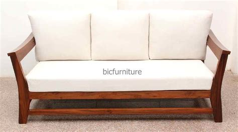 Sofa With Wood by Inspiration Ideas Wood Sofa With Comfortable Sofa Set In