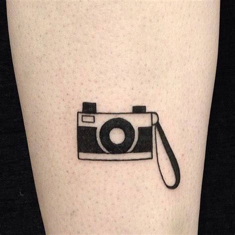 small camera tattoos designs ideas and meaning tattoos for you