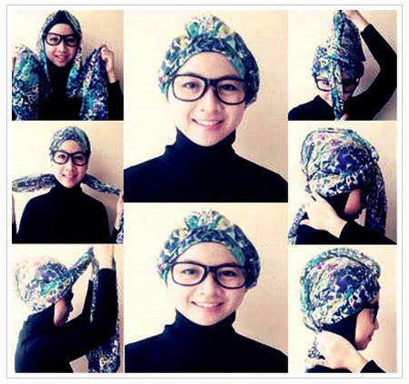 tutorial hijab buat yang berkacamata buat kamu yang berkacamata tutorial hijab berikut ini