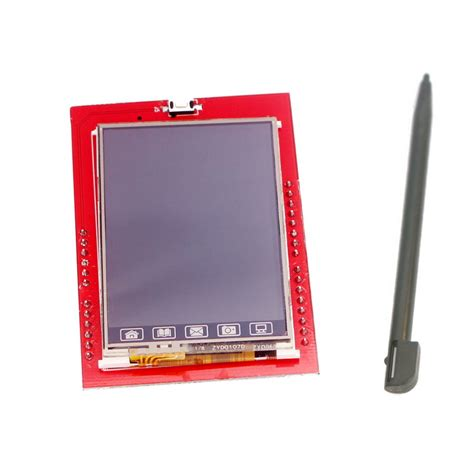 Lcd Display Tft Touch Screen 2 4 Inch For Arduino Uno Ai22 2 4 inch tft lcd touch screen module touch pen free shipping dealextreme