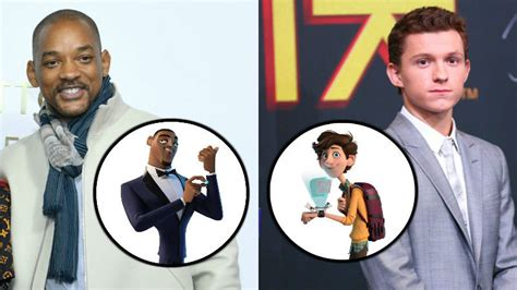 filme schauen spies in disguise spies in disguise to be voiced by will smith and tom holland