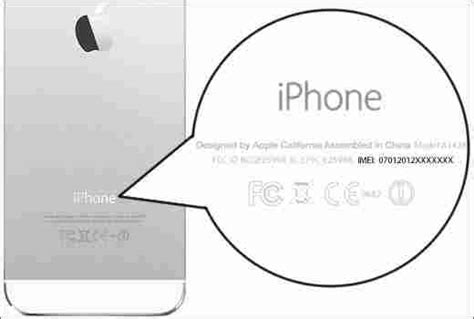How To Find On Iphone How To Find Iphone Imei Or Meid 1 Ieenews
