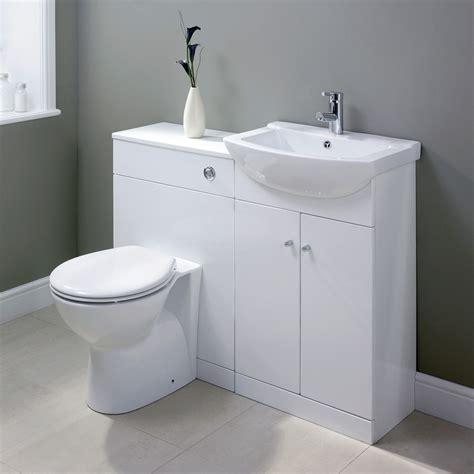 bathroom k ikoma vanity unit basin white 750