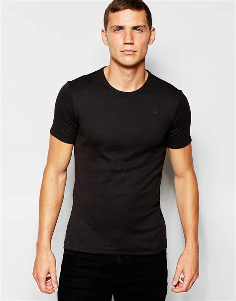 T Shirt 2 lyst g t shirt 2 pack base in black for