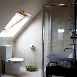 Cool Bathroom Decorating Ideas Cool Attic Bathroom Design Ideas Shelterness