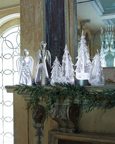 simon pearce glass christmas trees simon pearce exclusive second in series