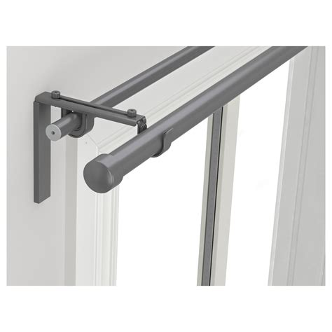 curtain rod extension bracket curtains curtain rod hardware brackets better homes and