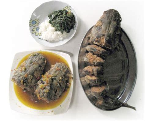 nusantara kita  makanan tradisional jawa tengah