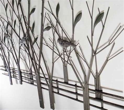 metal wall decore metal wall tree bronze metal wall tree sculpture