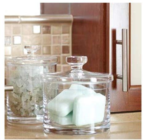 bathroom storage pots bathroom organization ideas trusper
