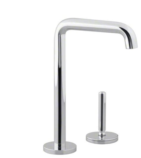 kallista kitchen faucets kallista one entertainment faucet contemporary kitchen