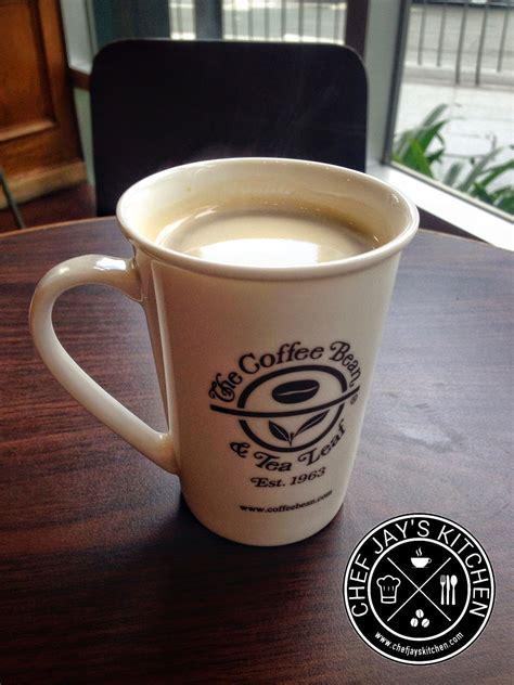 Range Coffee Bean here s a menu guide for coffee bean and tea leaf