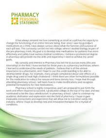 Pharmacy School Essay by We Provide Pharmacy Personal Statement Exles Pharmacy Personal Statement