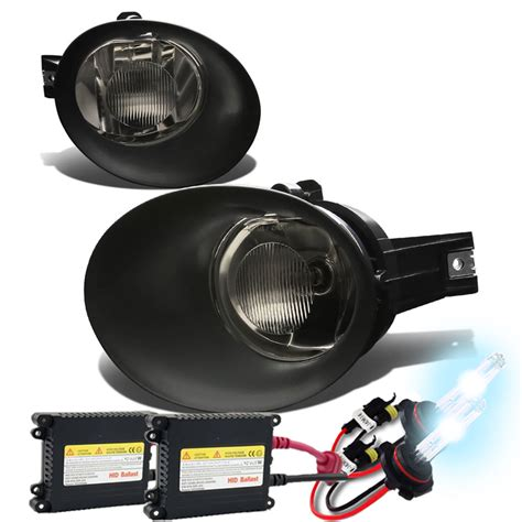 dodge ram hid fog lights hid xenon 02 09 dodge ram 04 06 durango factory style