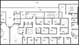Building Plans Online Sample 5 Physician Floor Plan At Medical Pavilion South