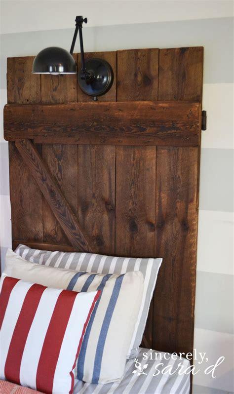 old barn door headboard best 25 barn door headboards ideas on pinterest pallet