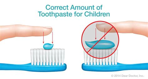 best toothpaste to use how much toothpaste should a child use