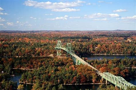 1000 island skydeck view canada view 1 with thousand islands bridge picture of 1000