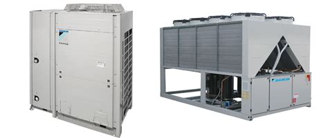 air cooled chillers daikin commercial