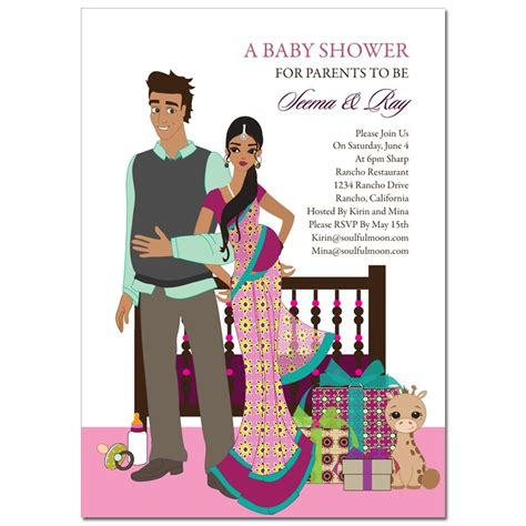 Baby Shower In India by Indian Baby Shower Invitation In Search