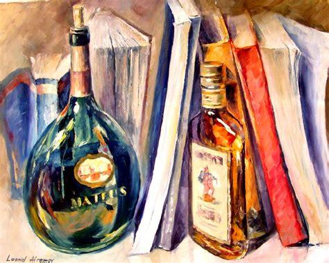 painting book leonid afremov on canvas palette knife buy original