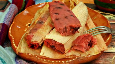 Pink Kitchen Ideas by Strawberry Tamales Recipe Que Rica Vida