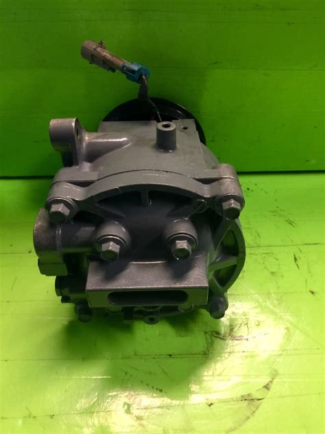 2014 Chevy Sonic Warranty by 2013 2014 Chevrolet Sonic 1 4 Ac Compressor Warranty