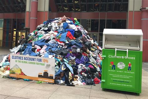 local clothing recycler built mountain  clothing  america recycles day evanston review