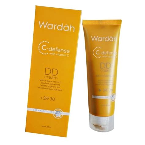 Wardah C Defense Serum wardah c defense dd elevenia