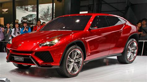 lamborghini urus suv will arrive in april ceo says the