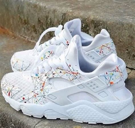 pink pattern huaraches new custom color speckled huaraches by kapeclothingco on
