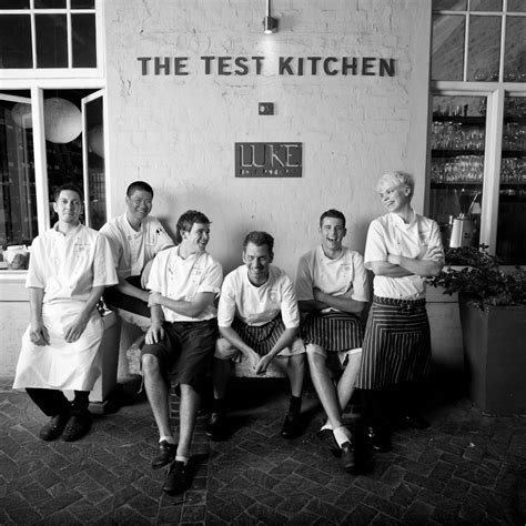 The Test Kitchen by Cape Town O Jazz Selvagem Matarazzo