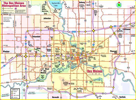 map of des moines iowa popular 183 list des moines map