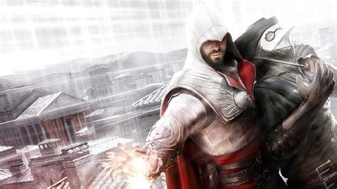 Kaos Fullprint Assassin S Creed assassin s creed brotherhood wallpapers wallpaper cave