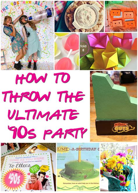 90s Party on Pinterest   90s Theme Parties, 1990s Party