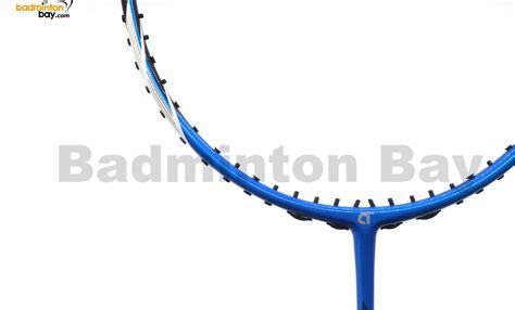 Apacs Virtuoso 20 Blue Badminton Racket Free String Grip apacs sabre light badminton racket 6u edge saber light