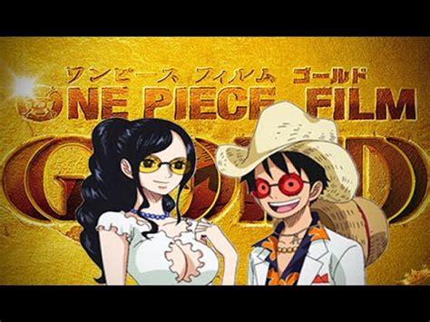 one piece yeni film one piece film gold straw hat character costumes done by