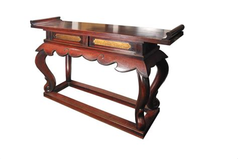 antique japanese buddhist altar table 19th century for