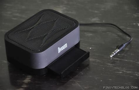 Divoom Ifit 1 Black divoom ifit 1 portable speaker review tech