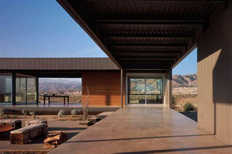 marmol radziner designed prefab house the desert house by marmol radziner prefab lancia trendvisions