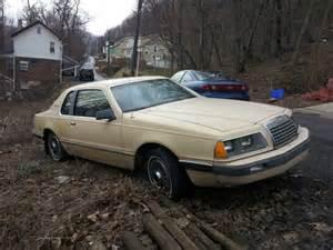 find used 1983 ford thunderbird base sedan 2 door 3 8l in
