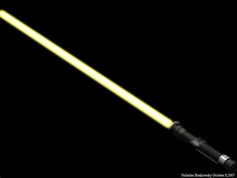 Yellow Light Saber by Lightsaber By Crazysmasher On Deviantart