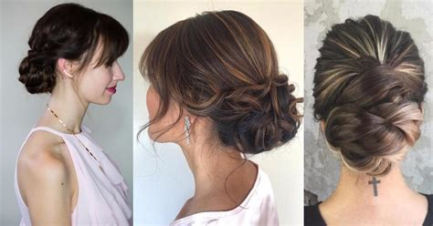 31 and easy updo hairstyles the goddess