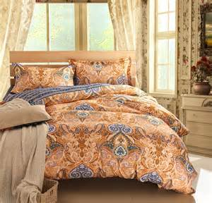 paisley bed sheets luxury comforter sets paisley bed linen brown bedding sets