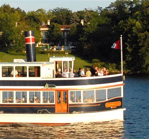 lake geneva boat cruise lake geneva cruise line tour aboard the belle lake