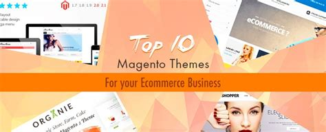 top 10 magento themes for your ecommerce business