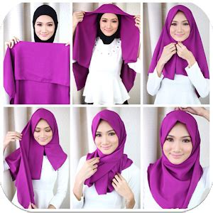tutorial hijab paris bawal لفات طرح جديدة بالخطوات و صور android apps on google play
