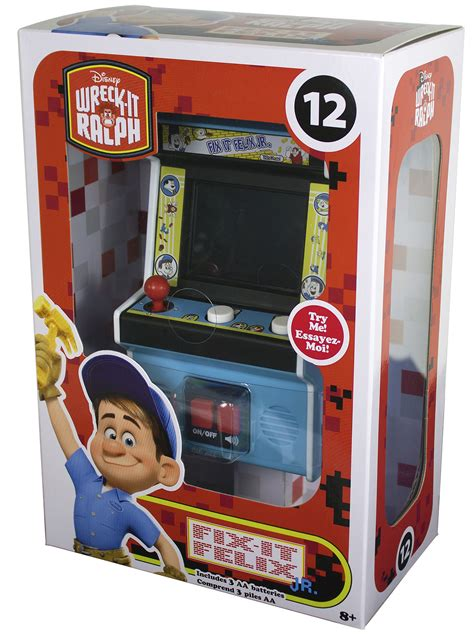 Mini Arcade 2019 In 1 by Arcade Classics Fix It Felix Mini Arcade Walmart