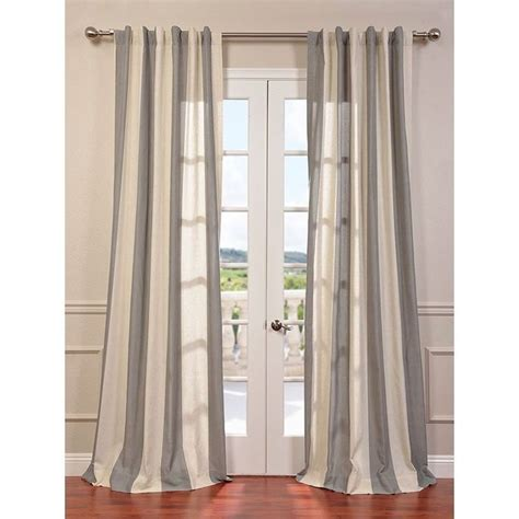 gray stripe curtains 1000 ideas about grey striped curtains on pinterest